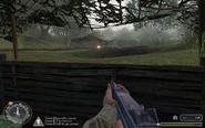 Gun 2 Brecourt Manor CoD1