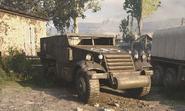 M3 Half-Track WWII