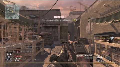 Modern Warfare 2 Booster Justice