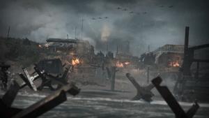 Operation Neptune Loading Screen WWII