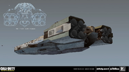SDF Carrier early concept rear by Simon Ko IW
