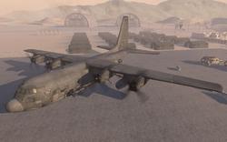 AC-130 Fire Base Phoenix MW2