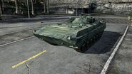 BMP-2 MW Game Over