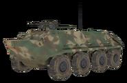 BTR-60 model BO