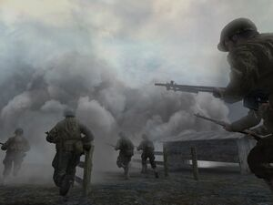 CoD2 - Rangers Lead the Way