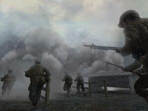 CoD2 - Rangers Lead the Way