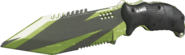 Combat Knife Jagged IW