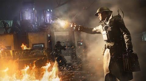 Official Call of Duty® WWII - Shadow War DLC 4 Trailer