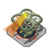 Static Dragonfire menu icon CoDH