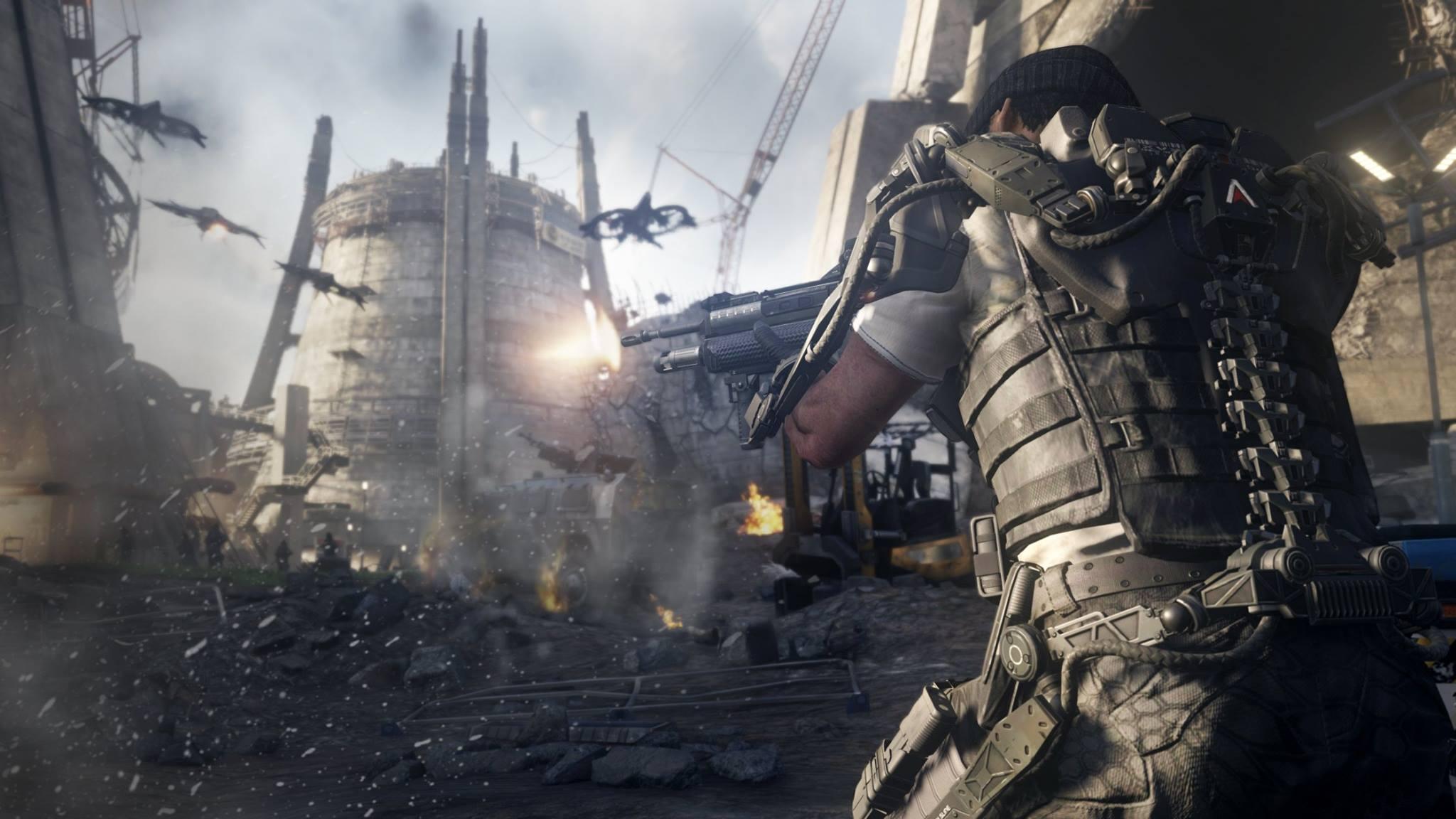 Exoskeleton Call Of Duty Wiki Fandom