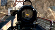 Hybrid Optic ADS BOII