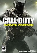 Infinite Warfare PC Box Art