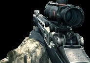 M14 с прицелом ACOG