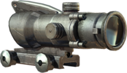 MW3 ACOG Scope