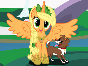 A heart of golden delicious by beavernator-d6f1dli