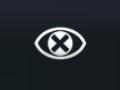 Blind Eye menu icon CoDG
