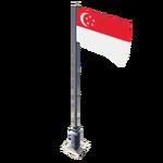 Flag 32 Singapore menu icon CoDH