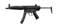 MP5 menu icon CoD4