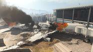 Airport PlaneWreckage Verdansk Warzone MW