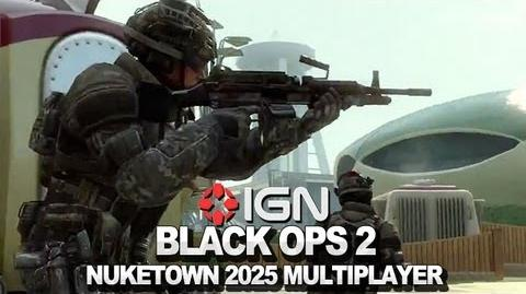 Black Ops 2 - Nuketown 2025 Multiplayer Gameplay-1