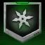 MasterNinja Trophy Icon MWR