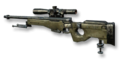 Menu mp weapons l96a1