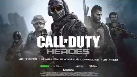 Official Call of Duty® Heroes Killstreaks Trailer