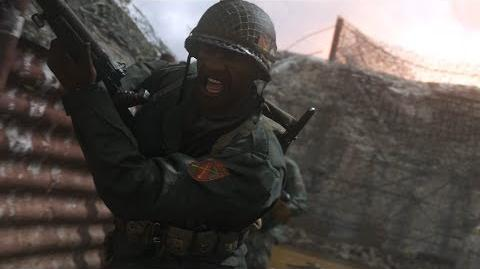 Capt. Miller/Call of Duty: World War II Multiplayer Trailer Released