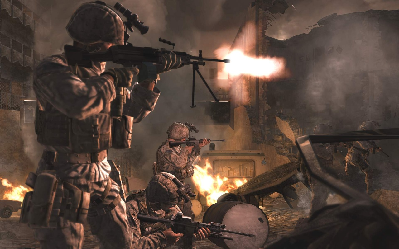 Call of Duty 4: Modern Warfare | Call of Duty Wiki | FANDOM