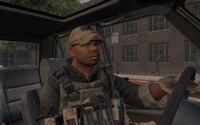 Driver Takedown MW2
