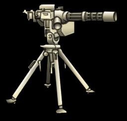 Sentry Gun HUD icon MW3