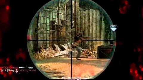 Sniperize - Akreg - BO Sniper Montage