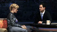 Chloe's interview with Jimmy Kimmel BO2