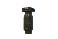 Foregrip menu icon CoDO