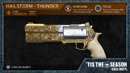Hailstorm Thunder Promo IW