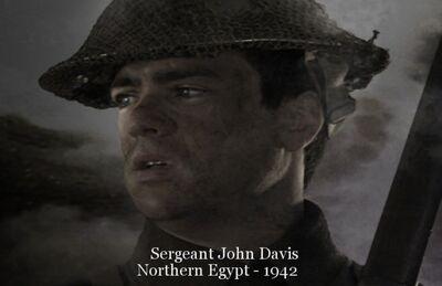 John davis profil