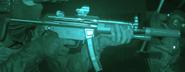 MP5 suppressor 3rd person MW