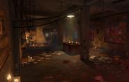 Mob of the Dead biuro straznika 3