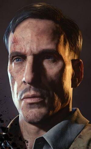 Richtofen DE BO3  sc 1 st  Call of Duty Wiki - Fandom & Edward Richtofen | Call of Duty Wiki | FANDOM powered by Wikia