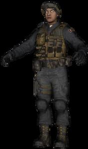 SDC Assault model BOII