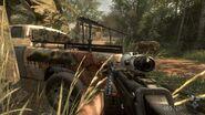 Джип с пулемётом2