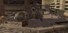 Рашн вертолет на площадке