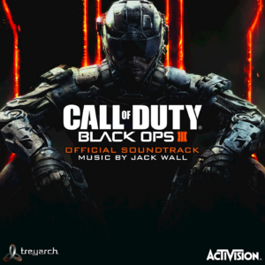 Black Ops III Official Soundtrack Album Cover BO3