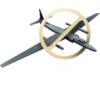 Counter-Spy Plane HUD icon BO