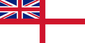 Flag of the Royal Navy