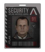 Kahn Security Card AW