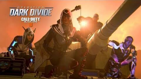 Official Call of Duty® Black Ops 4 — Operation Dark Divide Trailer