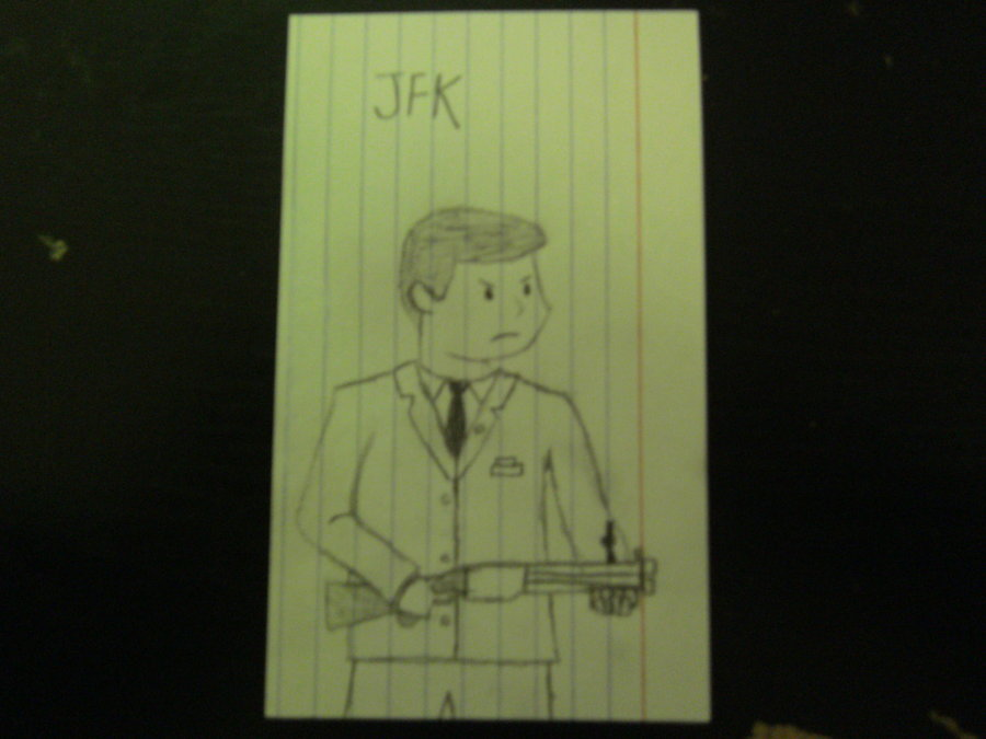 RDR JFK