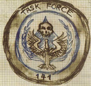 Soap's Task Force 141 Logo