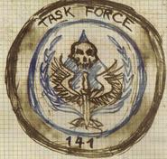 Soap's Task Force 141 Logo